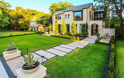 Best Dallas Landscape Design and Lawn Care | Outdoor Lighting and Kitchens  | Fallas