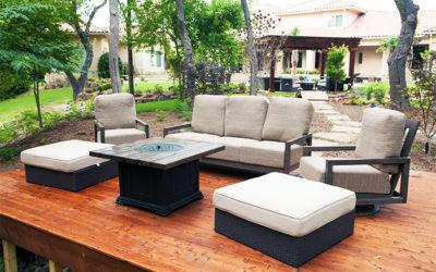 Outdoor Decks For All Seasons