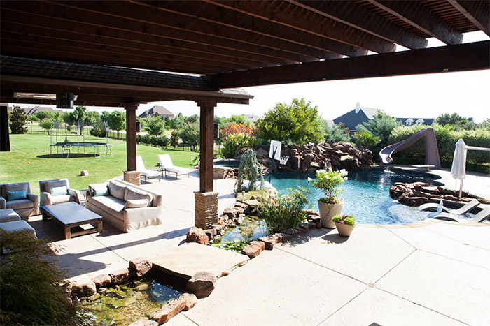 landscaping frisco tx