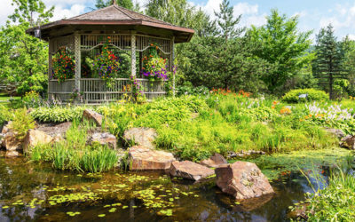 Best Landscaping Architecture for your Lawn: Gazebos