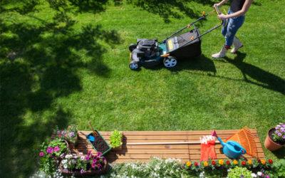Lawn Mowing Methods