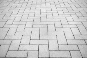 Concrete pavers image